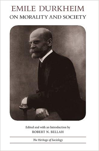 Emile durkheim on morality and society heritage of sociology emile durkheim on morality and society heritage of sociology series emile durkheim robert n bellah 9780226173368 amazon books fandeluxe Images