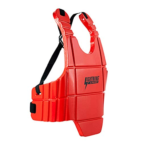 - Pro Force Lightning Bodyguard Chest Gear - Red - Medium