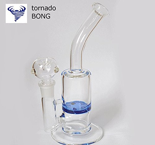 [新発売][水とバブルが渦を巻く!次世代のろ過方式採用]トルネードボングGB014 B01LZTDVMZ