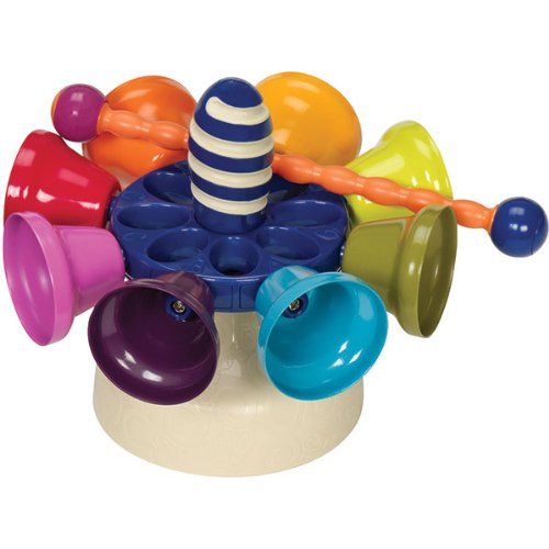 Battat B. Colossale Carousel Bells Toy