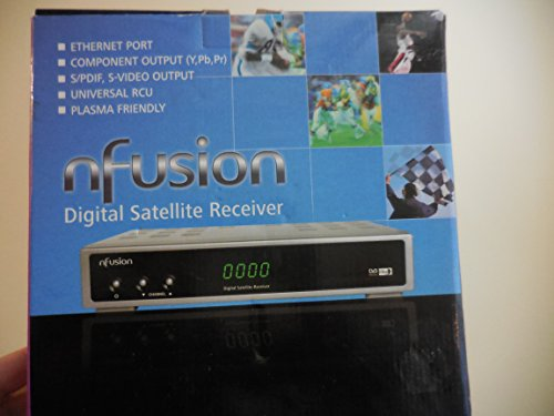 Nfusion Solaris FTA Digital Satellite Receiver by nFusion