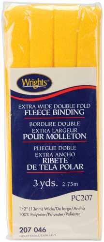 Extra Wide Fleece Binding 1/2 Inch (Extra Wide Fleece Binding)