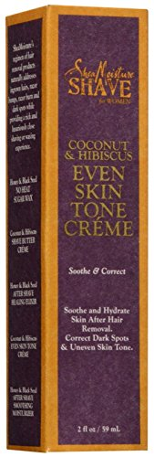 SheaMoisture Coconut & Hibiscus Even Skin Tone Crme - 2 oz
