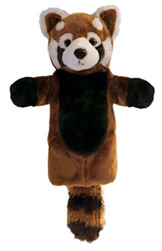 The Puppet Company Long-Sleeves Red Panda Hand Puppet by The Puppet Company