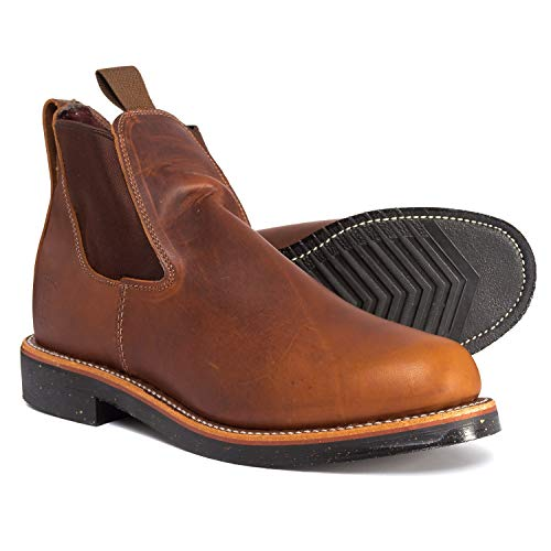 Chippewa Renegade Chelsea Slip On Boots - 5