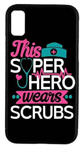 Nurse Life Phone Cover Samsung S9 Funny Case For iPhone X/Xs