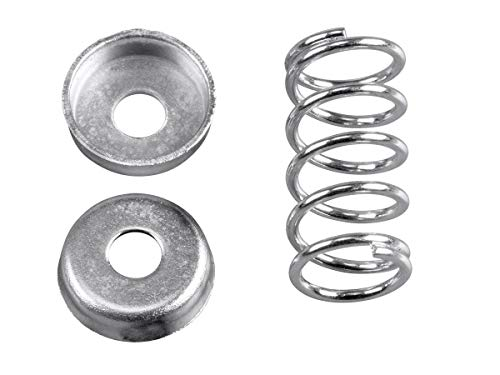 Monoprice 133751 MP Mini Cup Washer and Spring Set | Replacement/Spare Parts for Selective 3D Printers