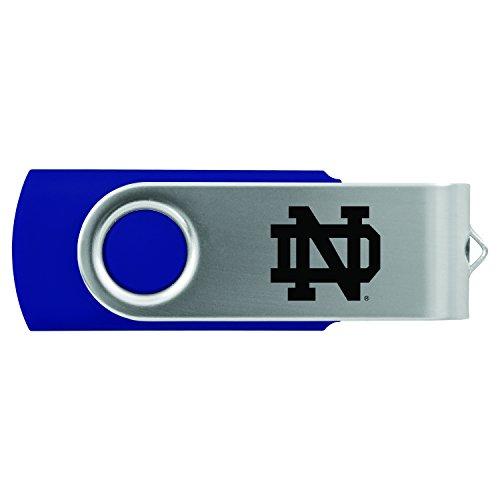 LXG, Inc. University of Notre Dame-8GB 2.0 USB Flash Drive-B