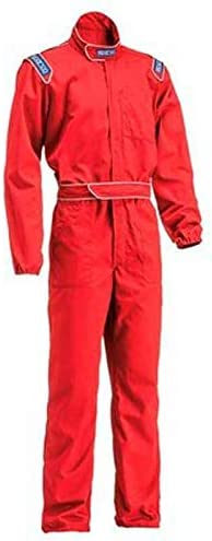 Sparco 00255210RS Bewegung Handschuhe Kg Red-5 Tg.10 rot 10