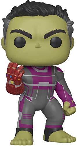 Pop! Vinilo Avengers Endgame - 6 Hulk