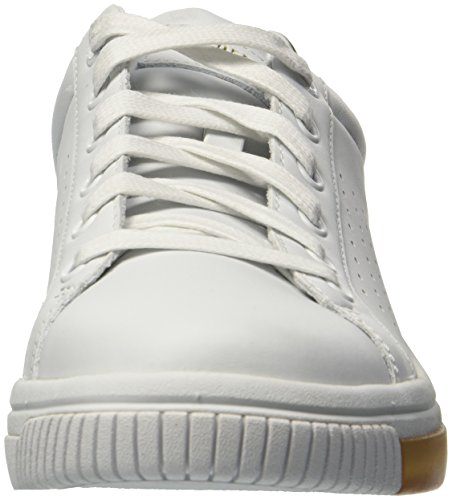 Street Bianco Skechers Wtgd Sweet Donna white step It On gold Sneaker f6d76q