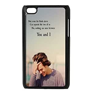 Custom High Quality WUCHAOGUI Phone case One Direction Music Band Protective Case FOR IPod Touch 4th - Case-9