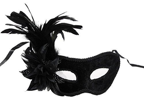 Venetian Style Silver Eye Costume Masquerade Mardi Halloween Costume (Cut Eye Halloween)