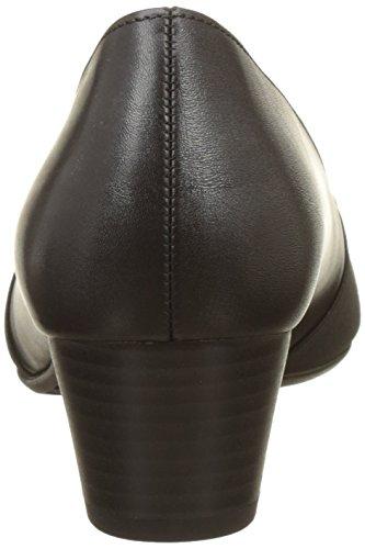 Gabor Comfort Fashion, Scarpe con Tacco Donna Nero (Schwarz)