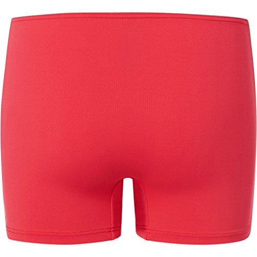 Sportkind Mädchen & Damen Tennis / Volleyball / Sport Shorts, pfirsich, Gr. S