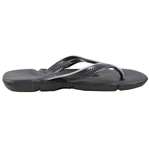 Black Slip Grey Havaianas Strap Men's Power On Steel Thong 1qUYEqn