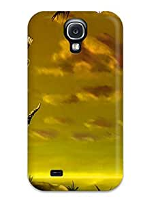 High Quality Shock Absorbing Case For Galaxy S4-archer by icecream design
