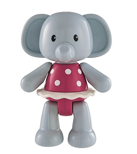 Early Learning Centre Toybox Ellie Elephant Baby Toy  Auditory and Tactile Interaction For Children Engages and Employs Creativity  For On-The-Go or At-Home Play  Ages 12 Months and Up