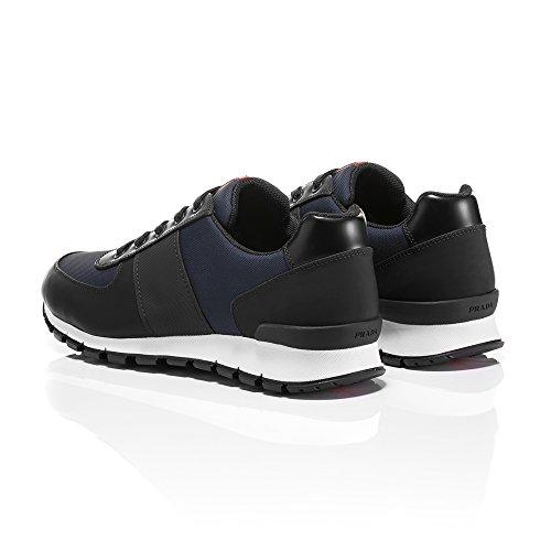 Prada Gentleman Sneaker Navy