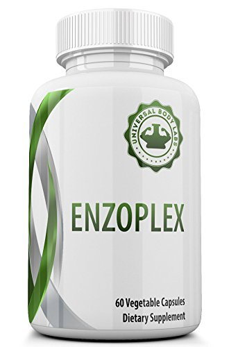 Joint Pain And Natural Inflammation Relief By Enzoplex  60 Count