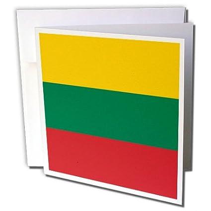 Amazon Com 3drose Inspirationzstore Flags Flag Of Lithuania