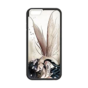 "D-PAFD Cover Shell Phone Case Fairy For iPhone 6 (4.7"")"