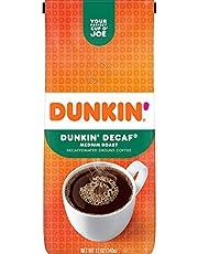Dunkin 'Original Blend Medium Roast Decaf Coffee, 12 Ounce 1 bag