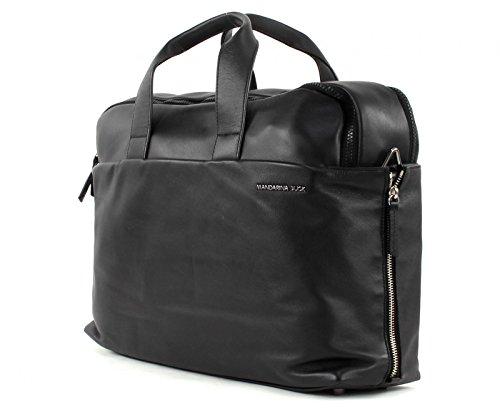 MANDARINA DUCK Duplex 2.0 Workbag Black