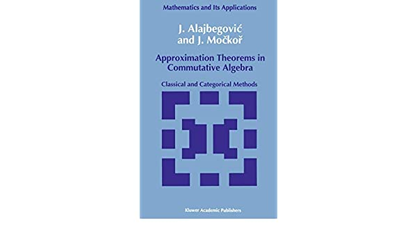 Approximation theorems in commutative algebra