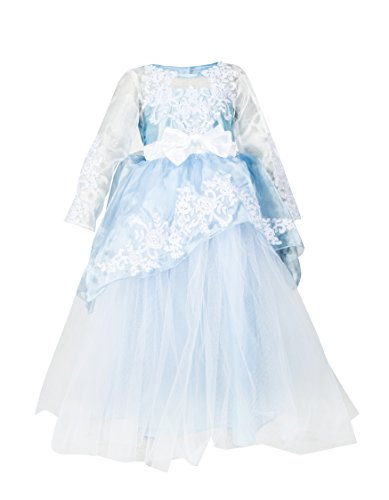Lucky 7 Halloween Costumes (Fancy Princess Party Costume Halloween Dress Up (6-8 Years))