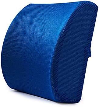 GUOYIHUA Almohadas lumbar/cojín, almohada ortopédica para la cintura, mejor para alivio del dolor de espalda para oficina, asiento de coche