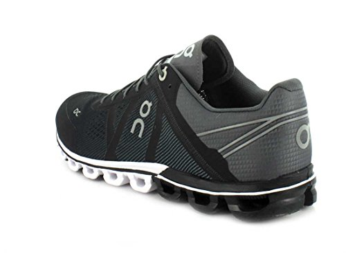 On Running Cloudflow Black Asphalt Black