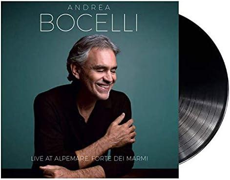 Andrea Bocelli – Live at Alpemare Forte Dei Marmi (12″ vinyl Single) [vinyl] Andrea Bocelli