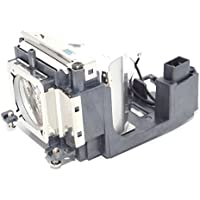 610 345 2456 / POA-LMP132 - Lamp With Housing For Sanyo PLC-XW200, PLC-XW250, PLC-200, PLC-XW300, PLC-XR201, CRP-22, CRP-26, PLC-XE33, LC-XBL30, LC-XBL20, LC-XBL25 Projectors