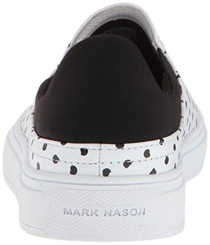 Mark Nason Kvinna Aimee Sneaker Vit