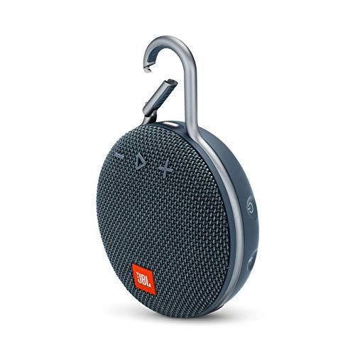 JBL Clip 3 Portable Waterproof Wireless Bluetooth Speaker – Blue