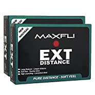 Maxfli EXT Distance White Golf Balls 24 Pack