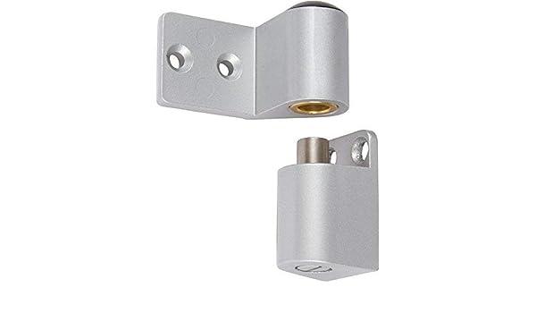 Intermedio Pivote en aluminio acabado, resistente comercial y ...