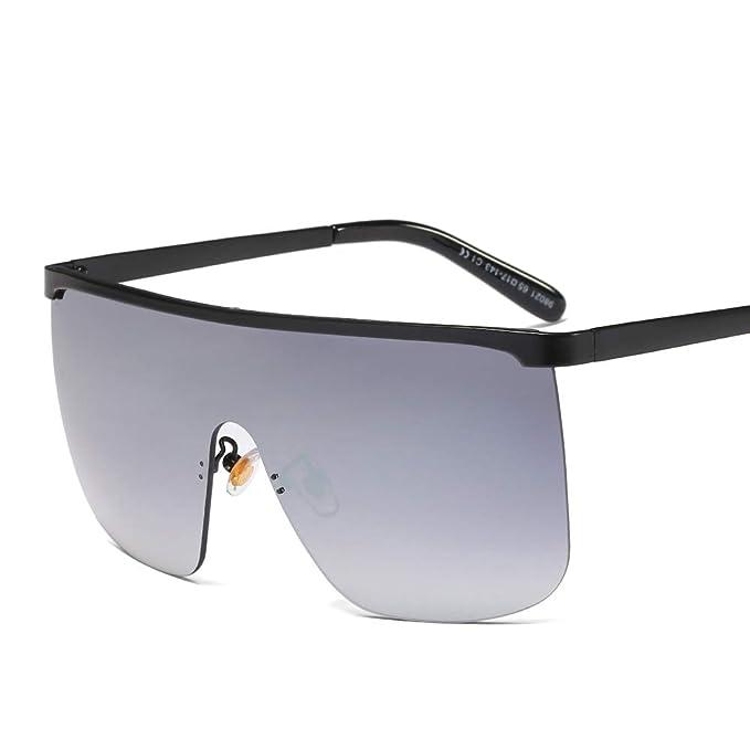 Amazon.com: Gafas de sol cuadradas extra grandes para mujer ...