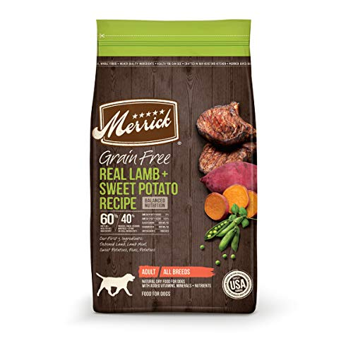 Merrick Grain Free with Real Meat + Sweet Potato Dry Dog Food
