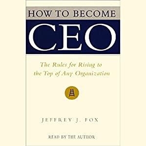 How to Become CEO Audiobook