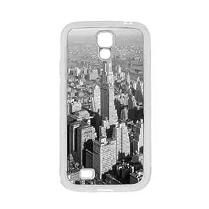 New York City Emipre State Building - Samsung Galaxy S4 Glossy White Case