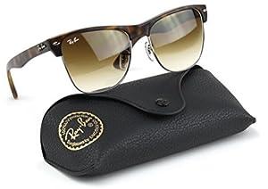 99f7fce0587 ... Ray-Ban RB4175 Clubmaster Oversized Flash Lens Unisex Sunglasses (. upc  764655485932 product image1