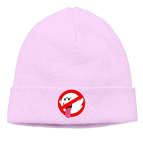 EWIED Men's&Women's Ghostbusters Patch Beanie SkiingPink Caps For Autumn And Winter - Nike Minnesota Twins Light