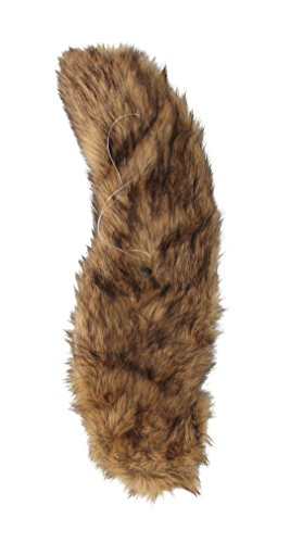 Elope Oversized Squirrel Tail