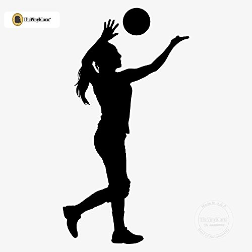 Volleyball Silhouette - 9