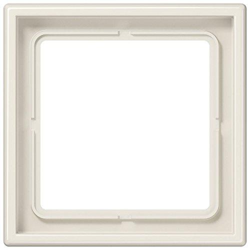 Jung ls990 Marco 1 elemento blanco marfil