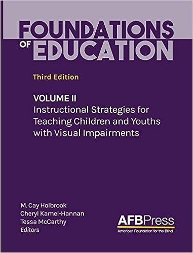 Amazon Foundations Of Education Volume Ii Instructional