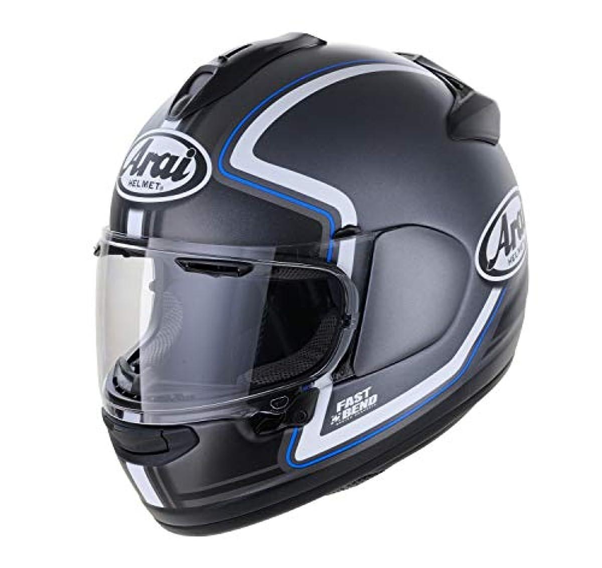 [해외] ARAI 아라이 헬멧(아라이) 오토바이 헬멧 풀 페이스 VECTOR-X TROPHY(트로피) 블루 L 59-60CM VECTOR-X TROPHY