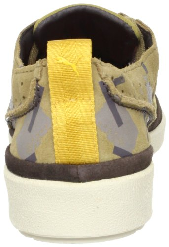 Puma The Bharrington Low Camo hommes Suede chaussures / Chaussures - camouflage
